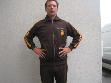 ASK NVA Trainingsanzug Gr. 52, 58 Uniform Fasching Karneval DDR Ostalgie FDJ