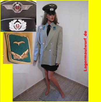 DDR-Flieger Uniform Frauen